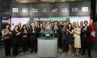 Ring the Bell at TMX: GCNC Launch