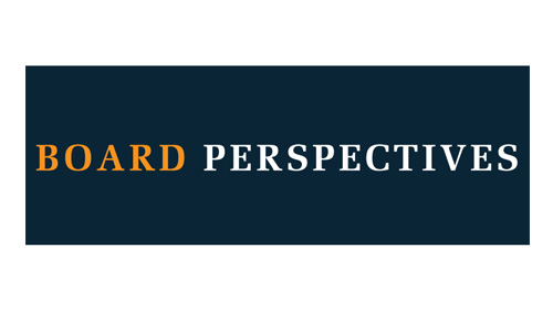 Helle's article on Corporate Sustainability and Boards was published on Board Perspectives