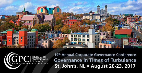 19th Annual Corporate Governance Conference