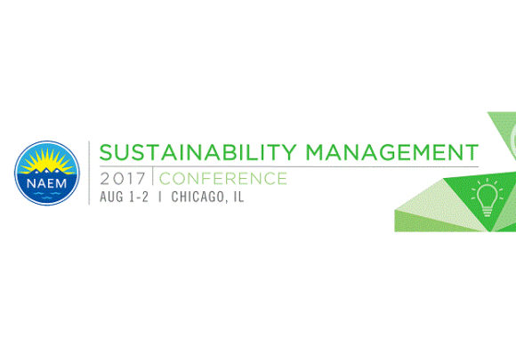 NAEM's Annual Sustainability Management Conference 2017