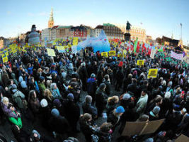 Crowded COP15