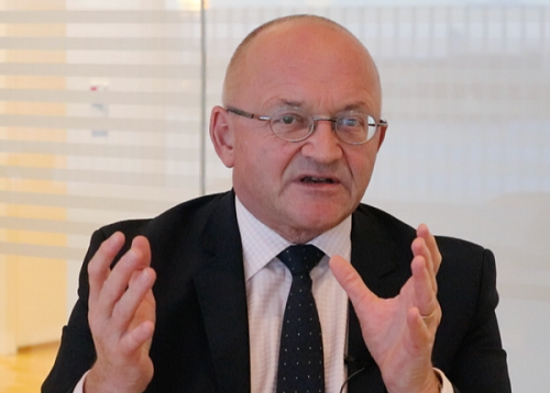 Interview with Torben Moger, CEO of Pension Denmark