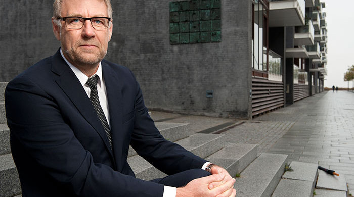 Interview with Peter Damgaard Jensen, Chair of The Institutional Investors Group on Climate Change and CEO of the large Danish pension fund manager PKA